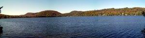 Shadow Lake - pretty inspiring, huh?