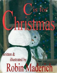 C is for Christmas cover 2015